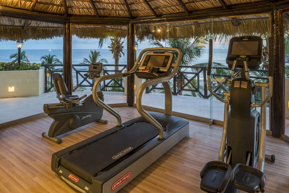 Gym, Quinta Real Acapulco