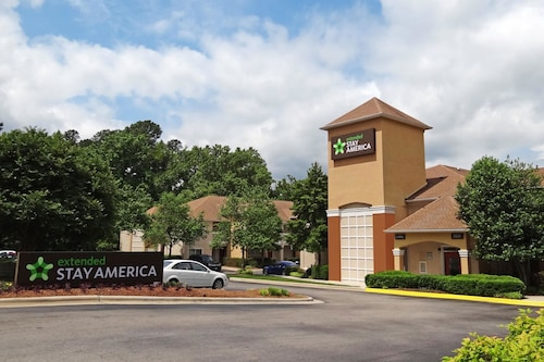 Extended Stay America - Raleigh - North - Wake Forest Rd.