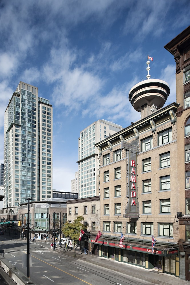 Ramada Hotel Vancouver Reviews