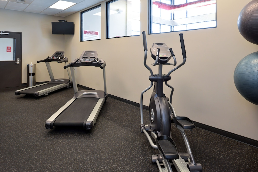 Fitness Facility, Hotel Ruby Ponderay/Sandpoint