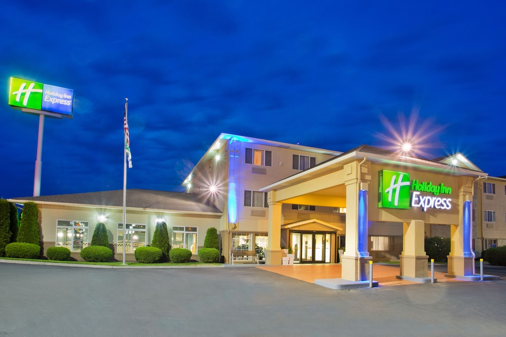 Featured Image, Holiday Inn Express Pendleton