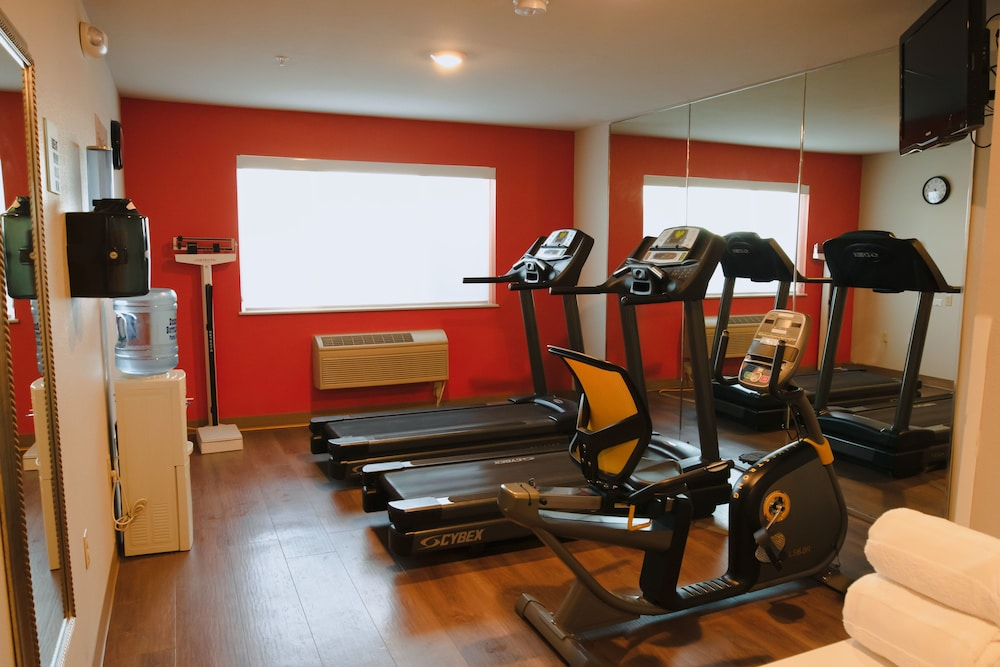 Fitness Facility, Holiday Inn Express Pendleton