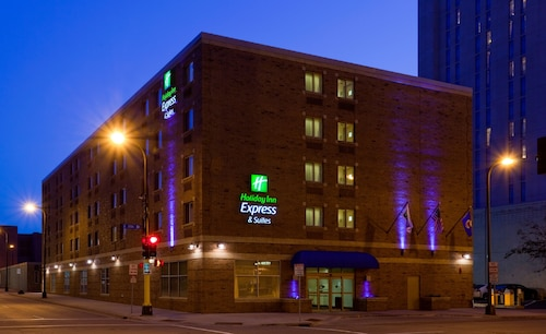 Check Expedia for Availability of Holiday Inn Express Hotel & Suites Downtown Minneapolis