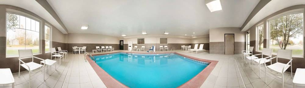 Indoor Pool, Country Inn & Suites by Radisson, Indianapolis South, IN