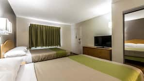 Bed sheets, alarm clocks