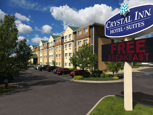 Great Place to stay Crystal Inn Hotel & Suites Midvalley near Murray