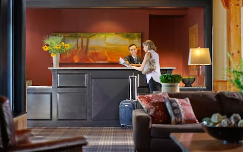 Check Expedia for Availability of Green Mountain Suites Hotel