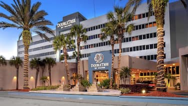 DoubleTree by Hilton Hotel Jacksonville Airport