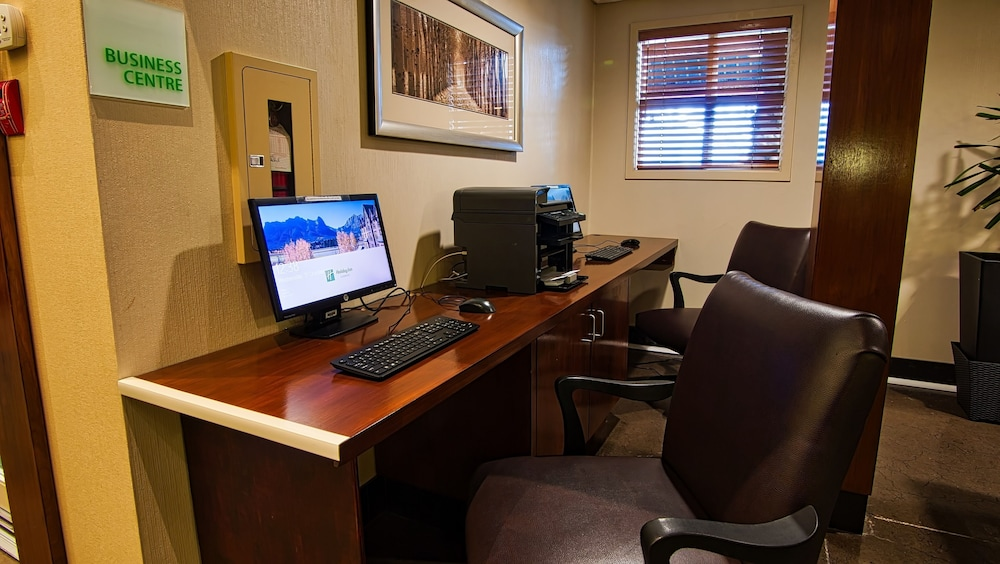 Business Center, Holiday Inn Canmore