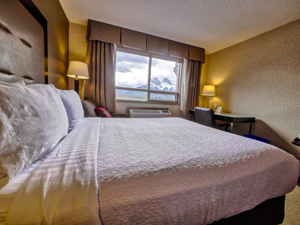 Room, Holiday Inn Canmore