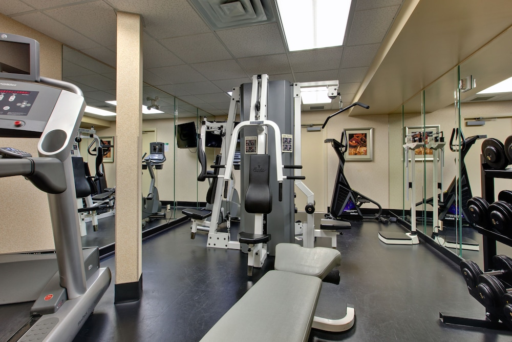 Fitness Facility, Holiday Inn Canmore