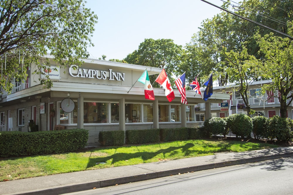 Featured Image, Campus Inn & Suites Eugene Downtown