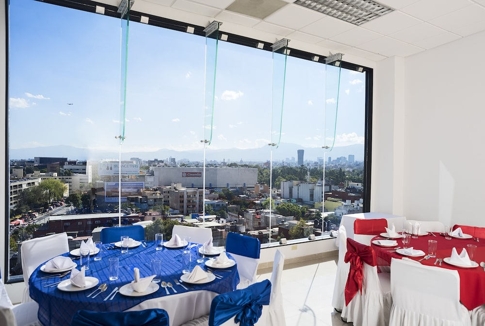Banquet Hall, Hotel Benidorm Mexico City