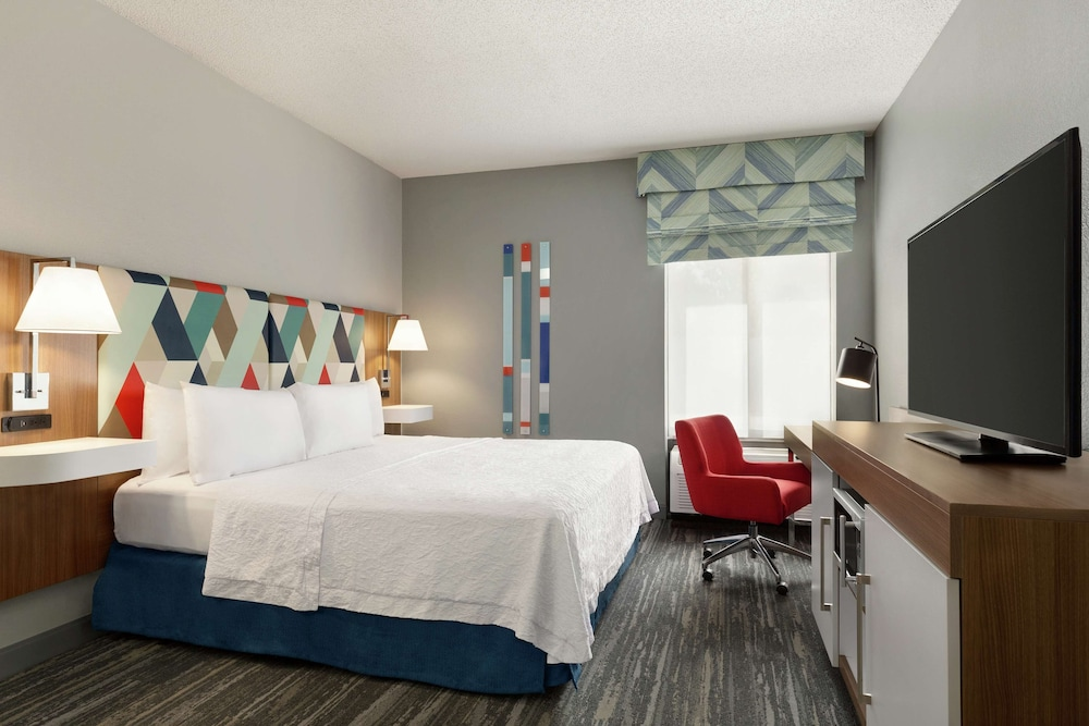 Room, Hampton Inn Kansas City/Blue Springs, MO
