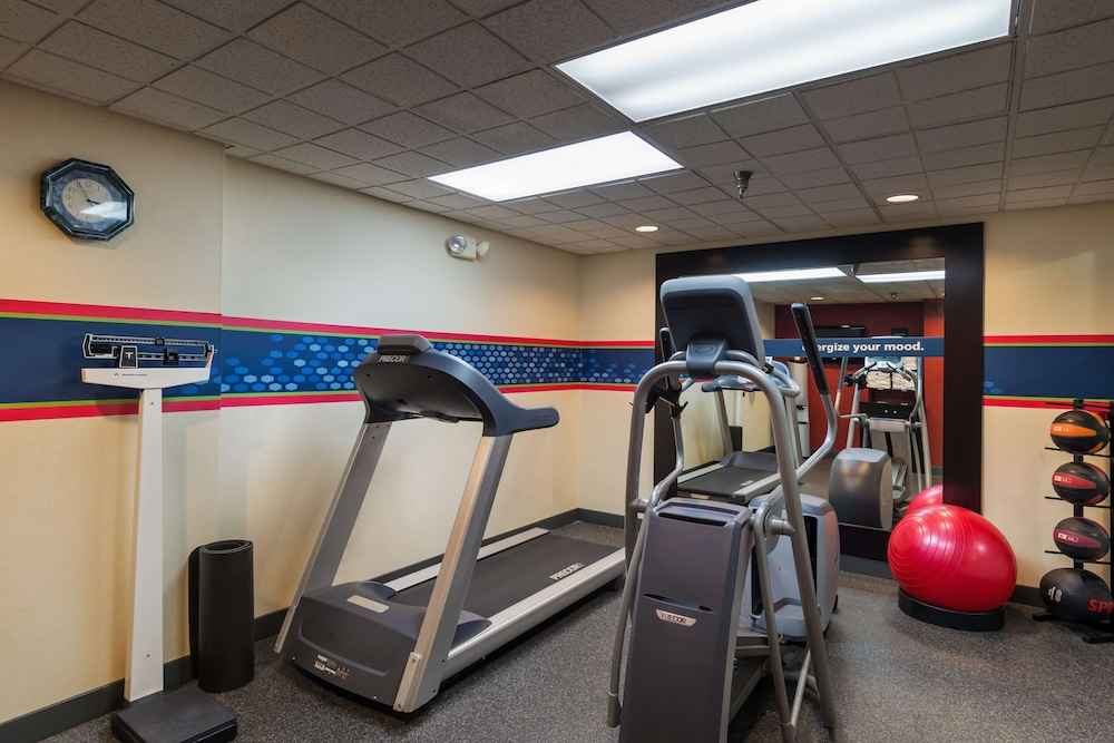 Fitness Facility, Hampton Inn Washington Court House