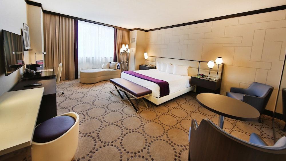 Harrah S Atlantic City Renovated Bayview Room
