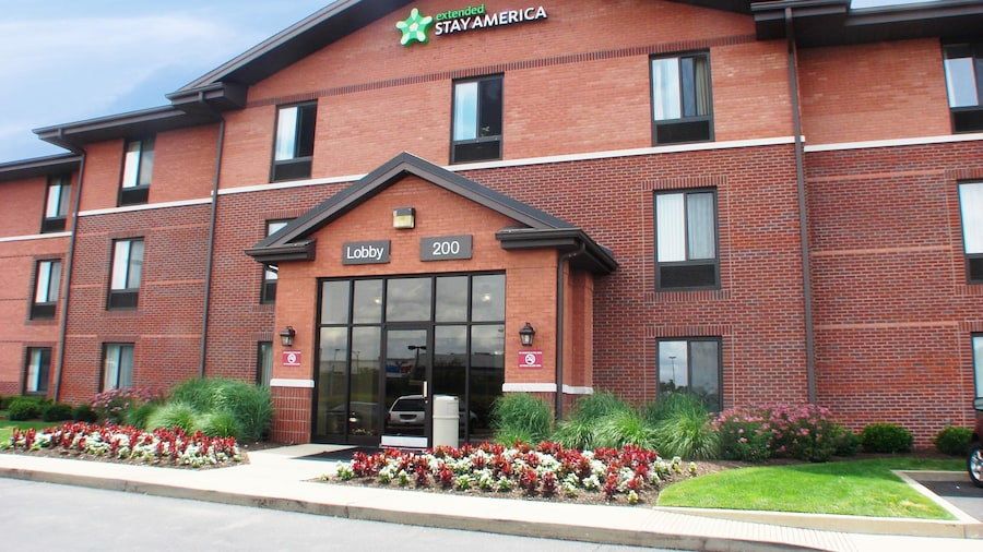 Extended Stay America Suites Pittsburgh Airport