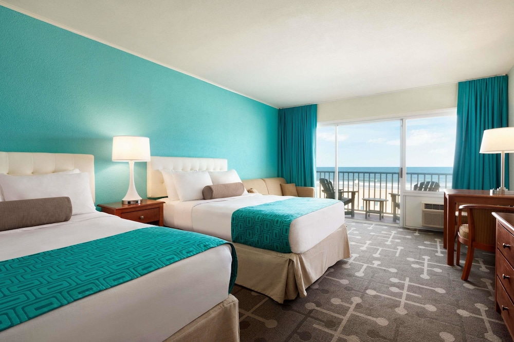 Room, Howard Johnson by Wyndham Ocean City Oceanfront
