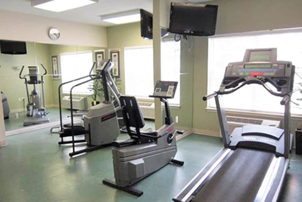 Fitness Facility, Extended Stay America - Austin - North Central