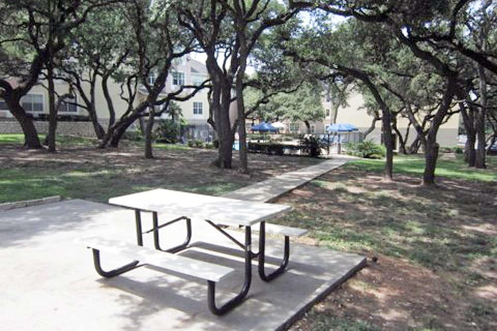 Terrace/Patio, Extended Stay America - Austin - North Central