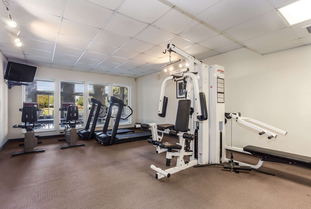 Fitness Facility, Sleep Inn At Harbour View