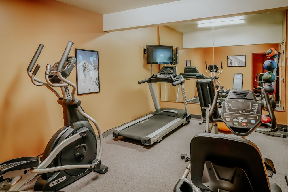 Fitness Facility, Whitewater Inn