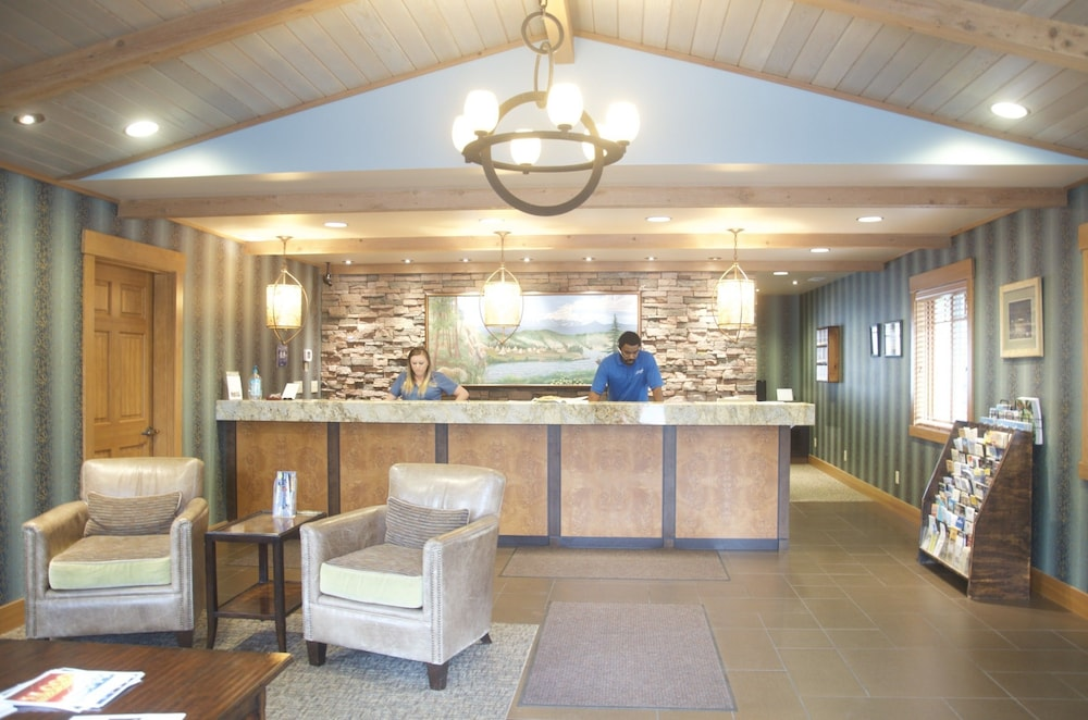 Reception, Lakeside Lodge And Suites