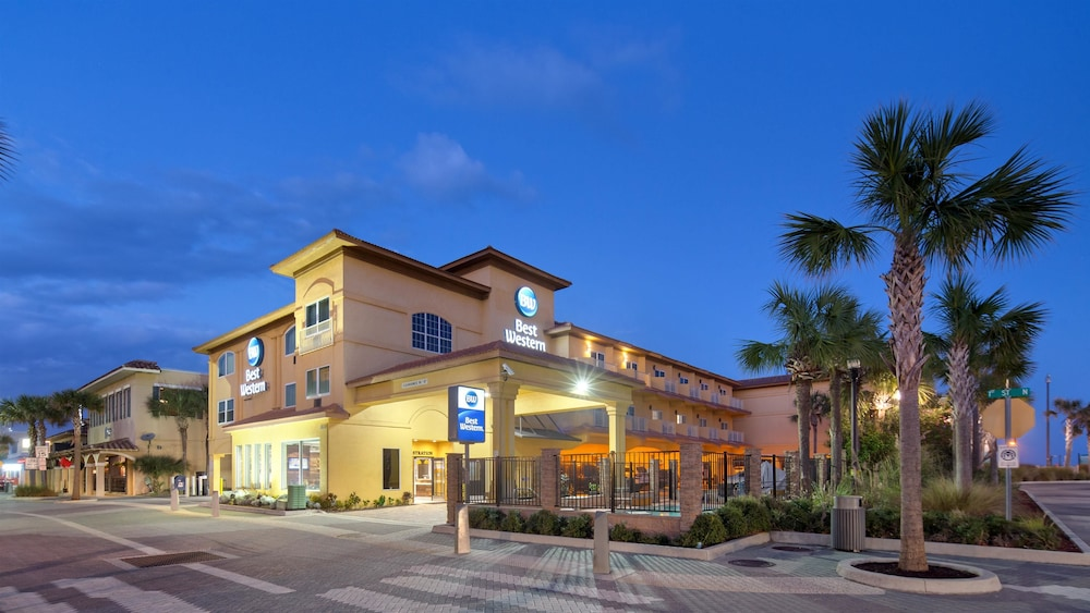 Front of Property, Best Western Oceanfront