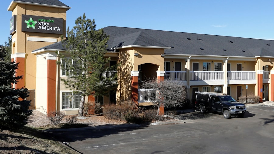 Extended Stay America Suites Denver Tech Ctr S Inverness