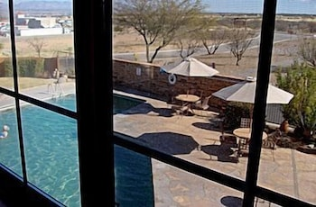 View from Property, Comfort Inn Benson near Kartchner Caverns