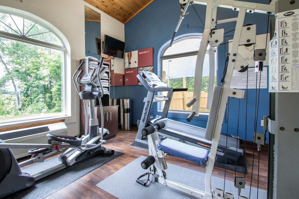 Fitness Facility, Comfort Suites Wisconsin Dells Area