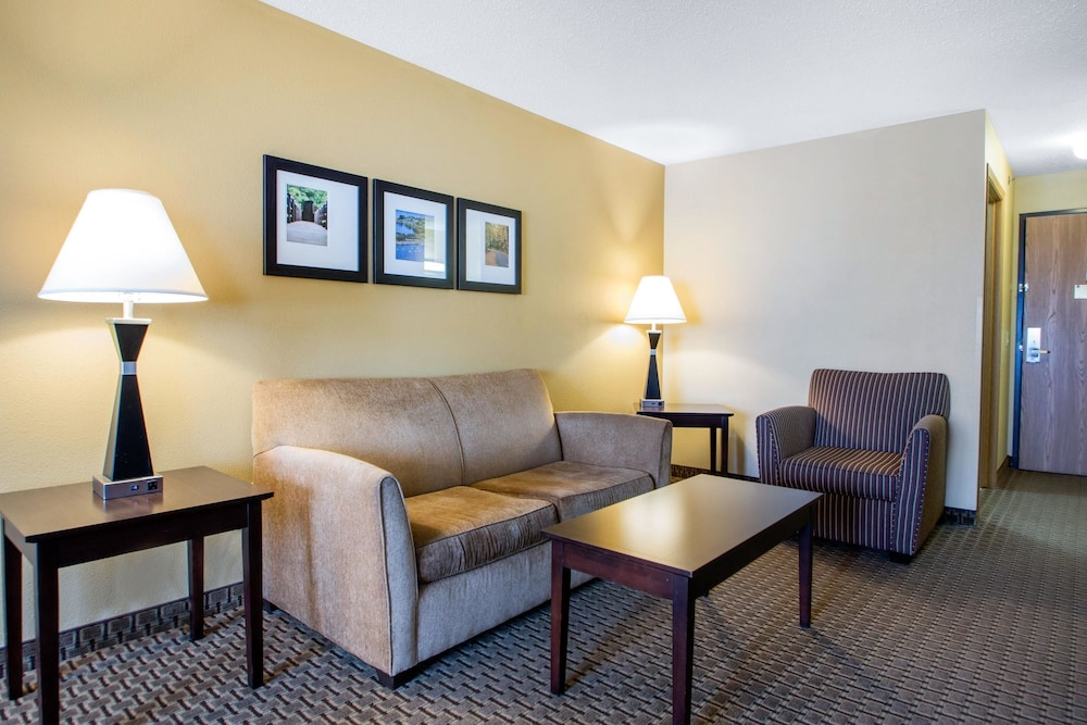 Room, Comfort Suites Wisconsin Dells Area