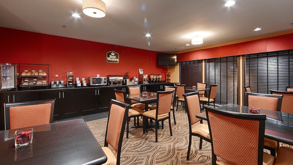 Breakfast Area, Best Western Saluki Inn