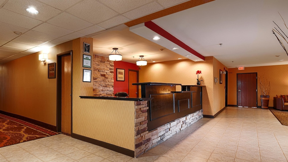 Property Amenity, Best Western Saluki Inn
