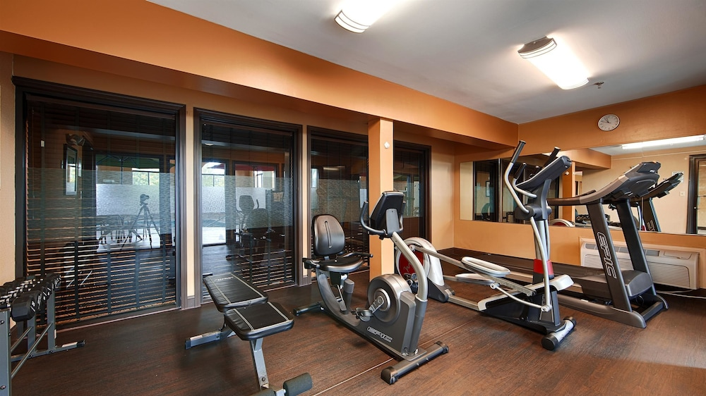 Fitness Facility, Best Western Saluki Inn