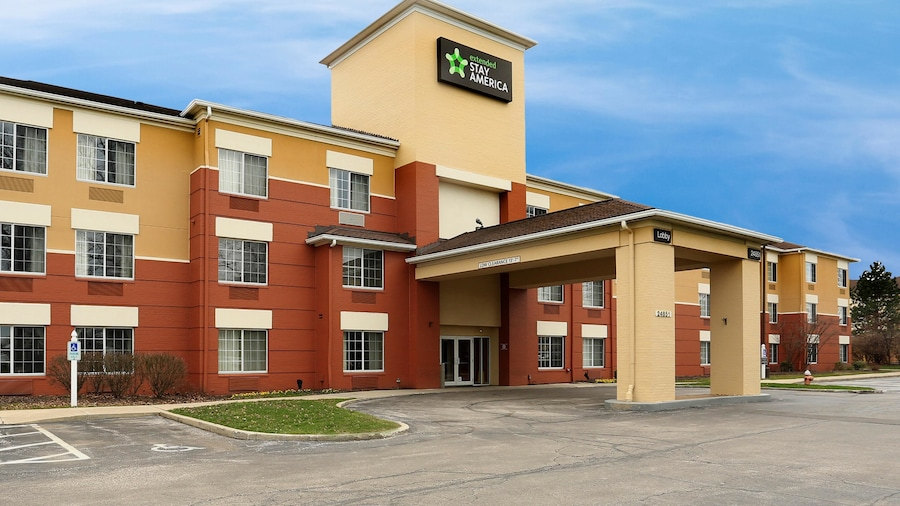 Extended Stay America Suites Cleveland Airport North Olmsted