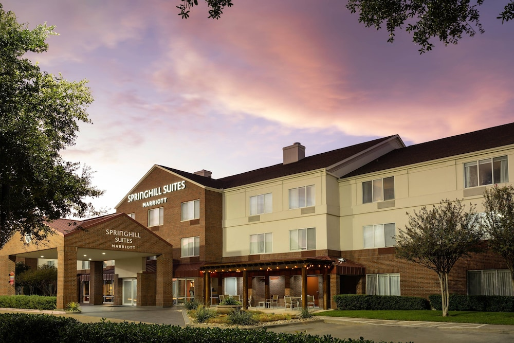 Exterior, SpringHill Suites Dallas Arlington North