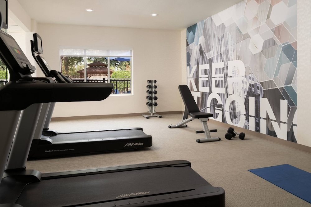 Fitness Facility, SpringHill Suites Dallas Arlington North