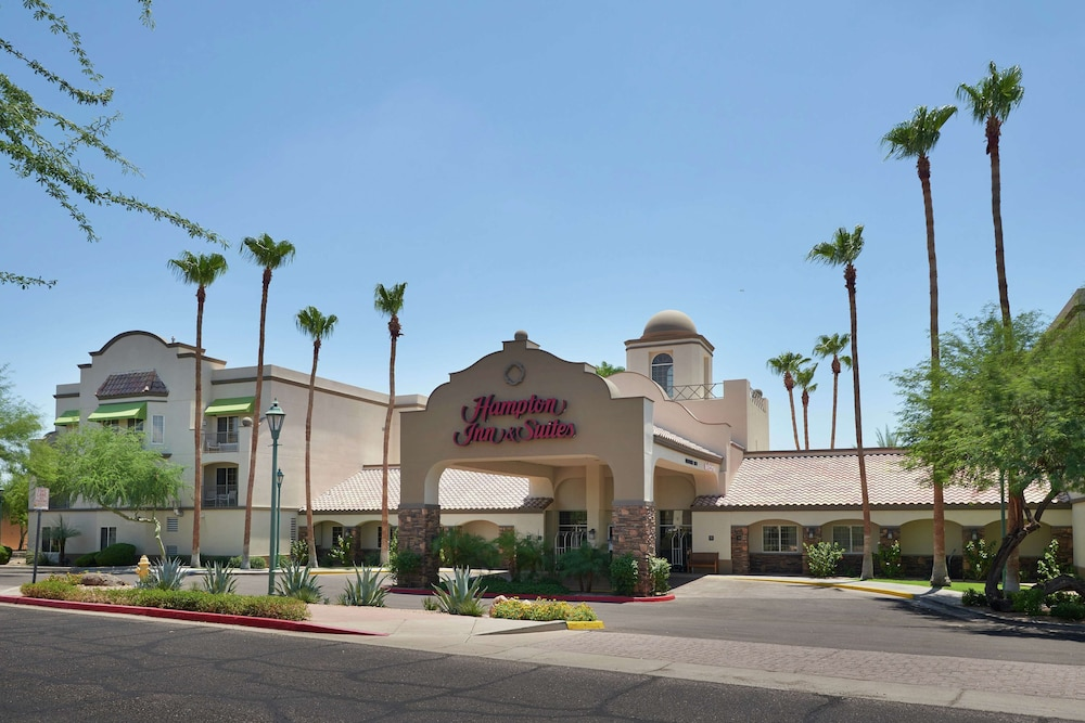 Exterior, Hampton Inn & Suites Scottsdale