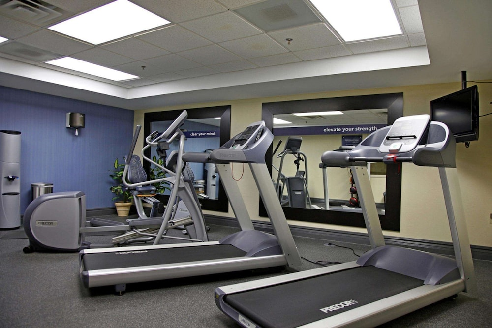 Fitness Facility, Hampton Inn & Suites Scottsdale