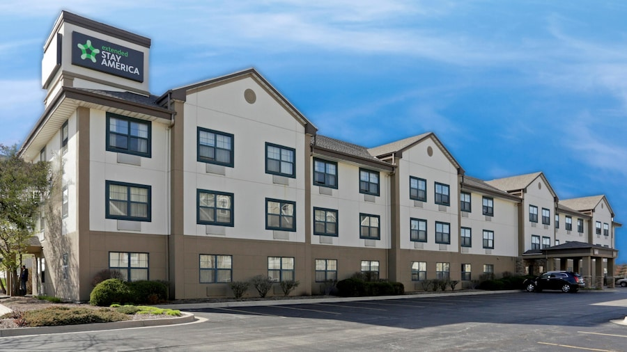 Extended Stay America Suites Champaign Urbana