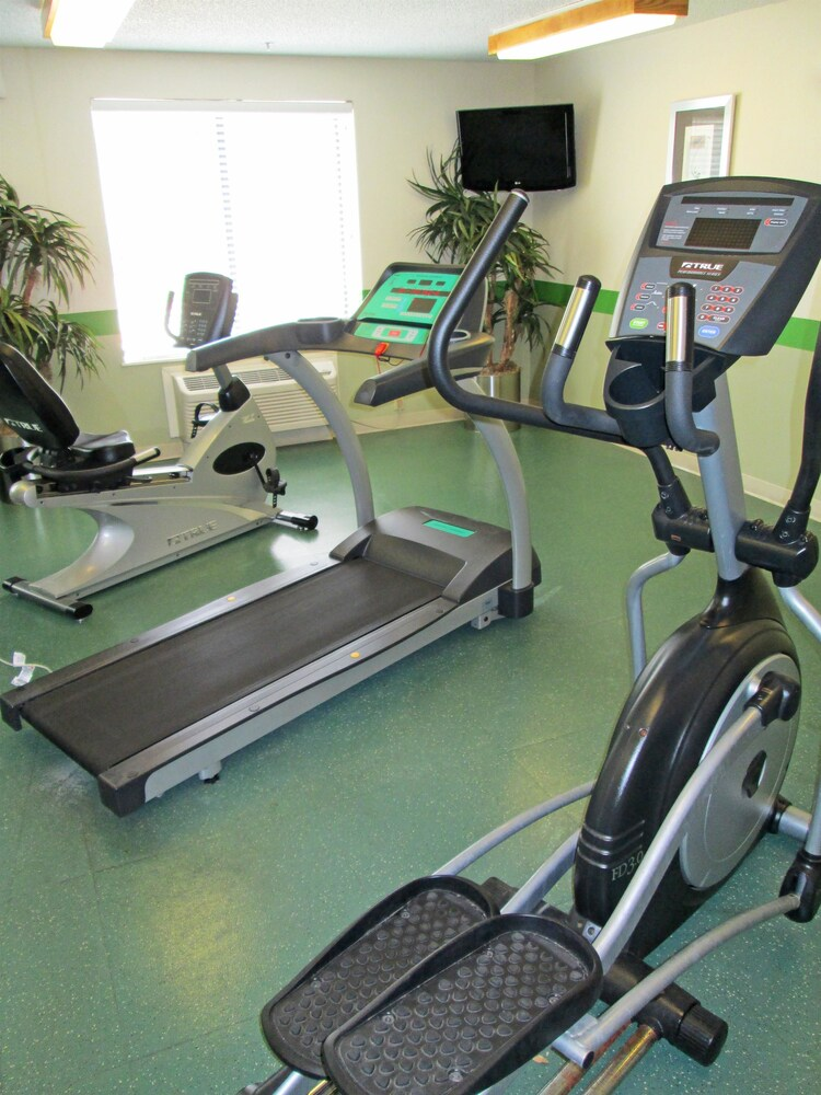Fitness Facility, Extended Stay America - Fort Worth - Southwest