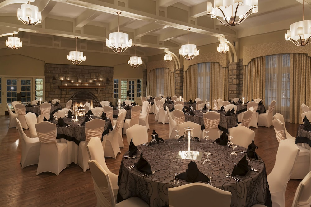 Ballroom, The Elms Hotel & Spa