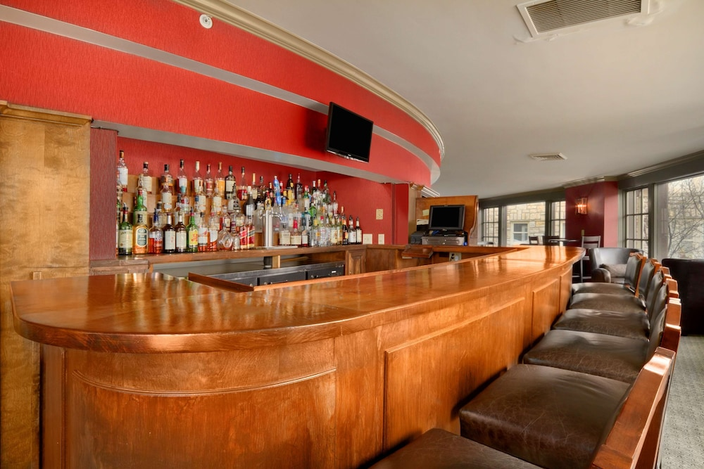 Bar, The Elms Hotel & Spa
