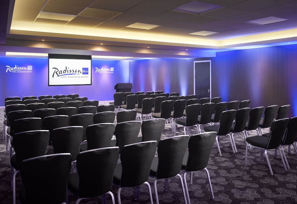 Meeting Facility, Radisson Blu Hotel Manchester, Airport