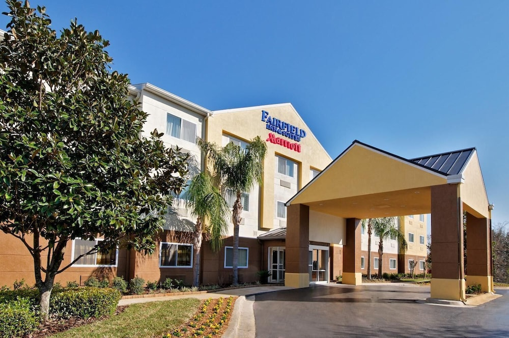Exterior, Fairfield Inn & Suites by Marriott Tampa North