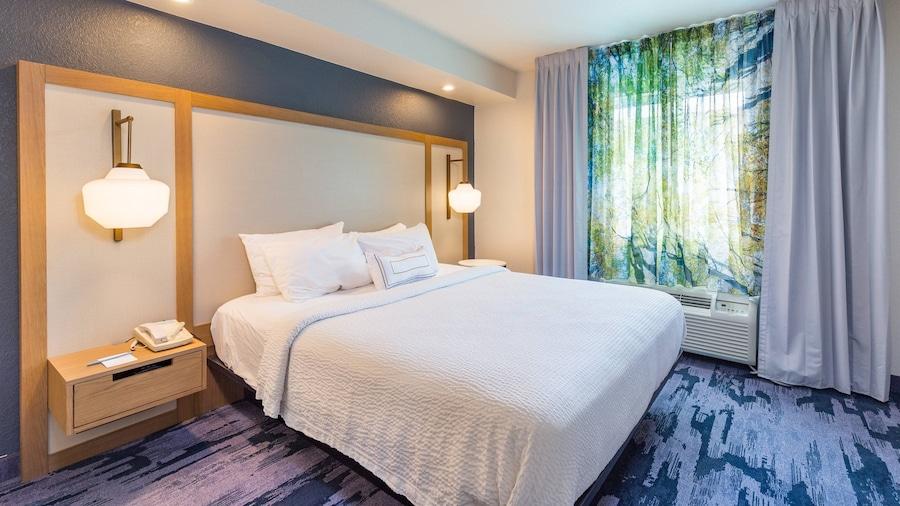 Fairfield Inn & Suites by Marriott Tampa North