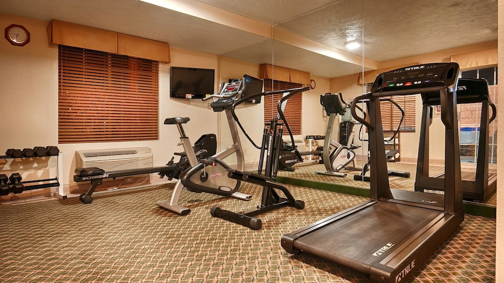 Fitness Facility, Best Western John Jay Inn