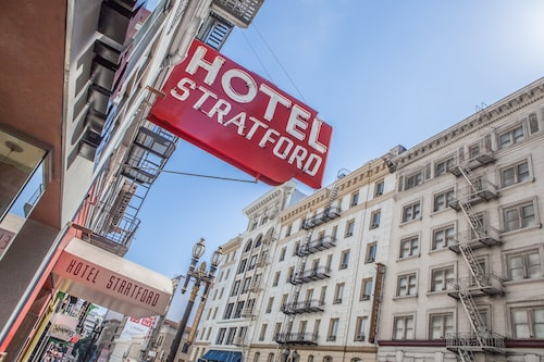 Great Place to stay Hotel Stratford near San Francisco