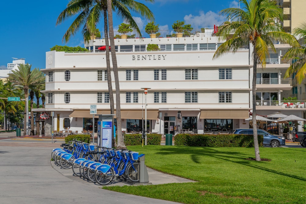 Bicycling, Bentley Hotel South Beach